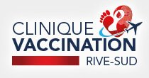 Logo de Clinique Vaccination Rive-Sud